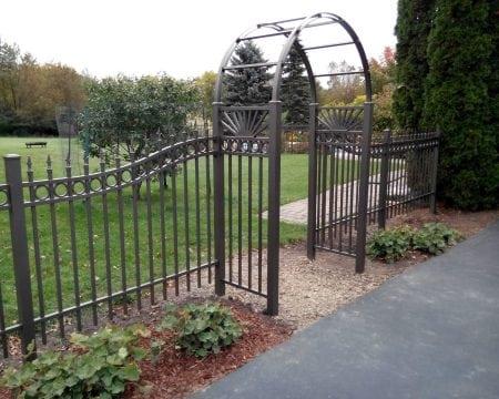 Continental fence company palatine