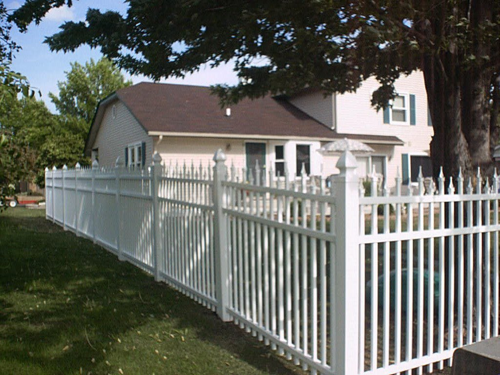 Continental fence company schaumburg project