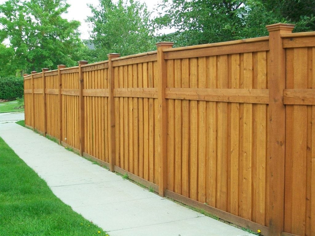 professional fence installers