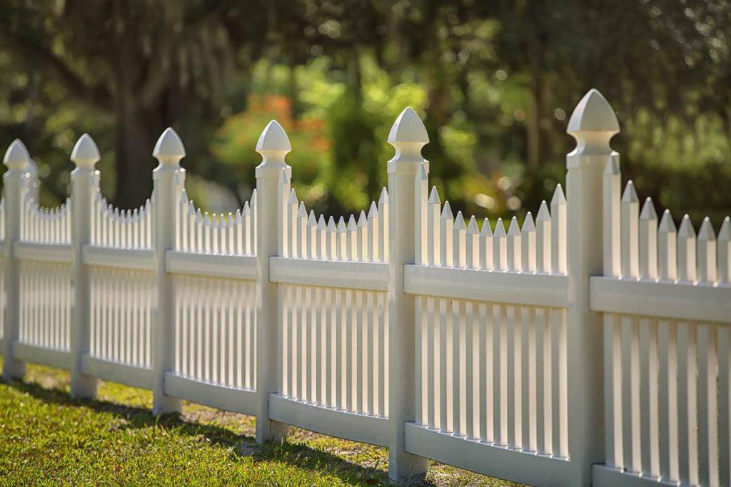G vinyl fencing