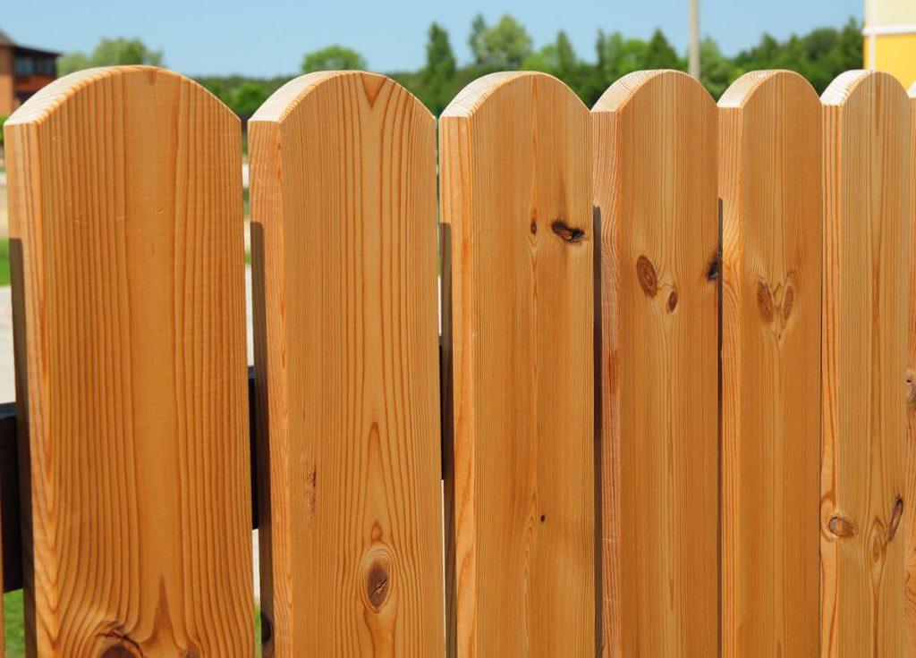 MP Wood fencing