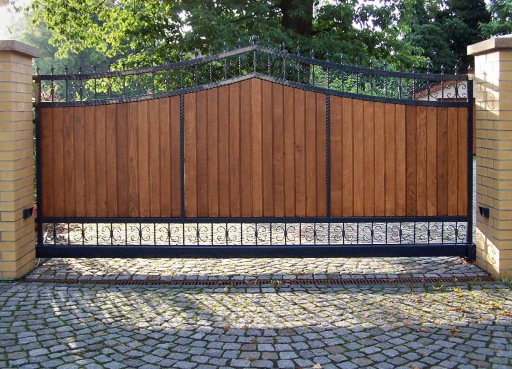 N DRiveway gates